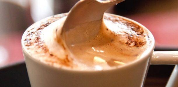 gemada com cappuccino