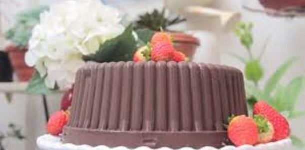 Bombom Gigante de Chocolate