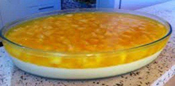 geladão de abacaxi