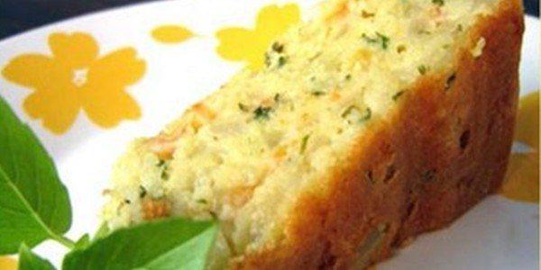 bolo de fuba com erva doce