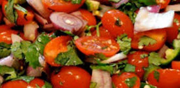 vinagrete de salsicha