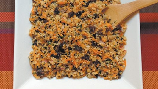 Salada de Quinoa (Seletti)